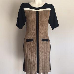 Tahari Dress NWT  Wool blend